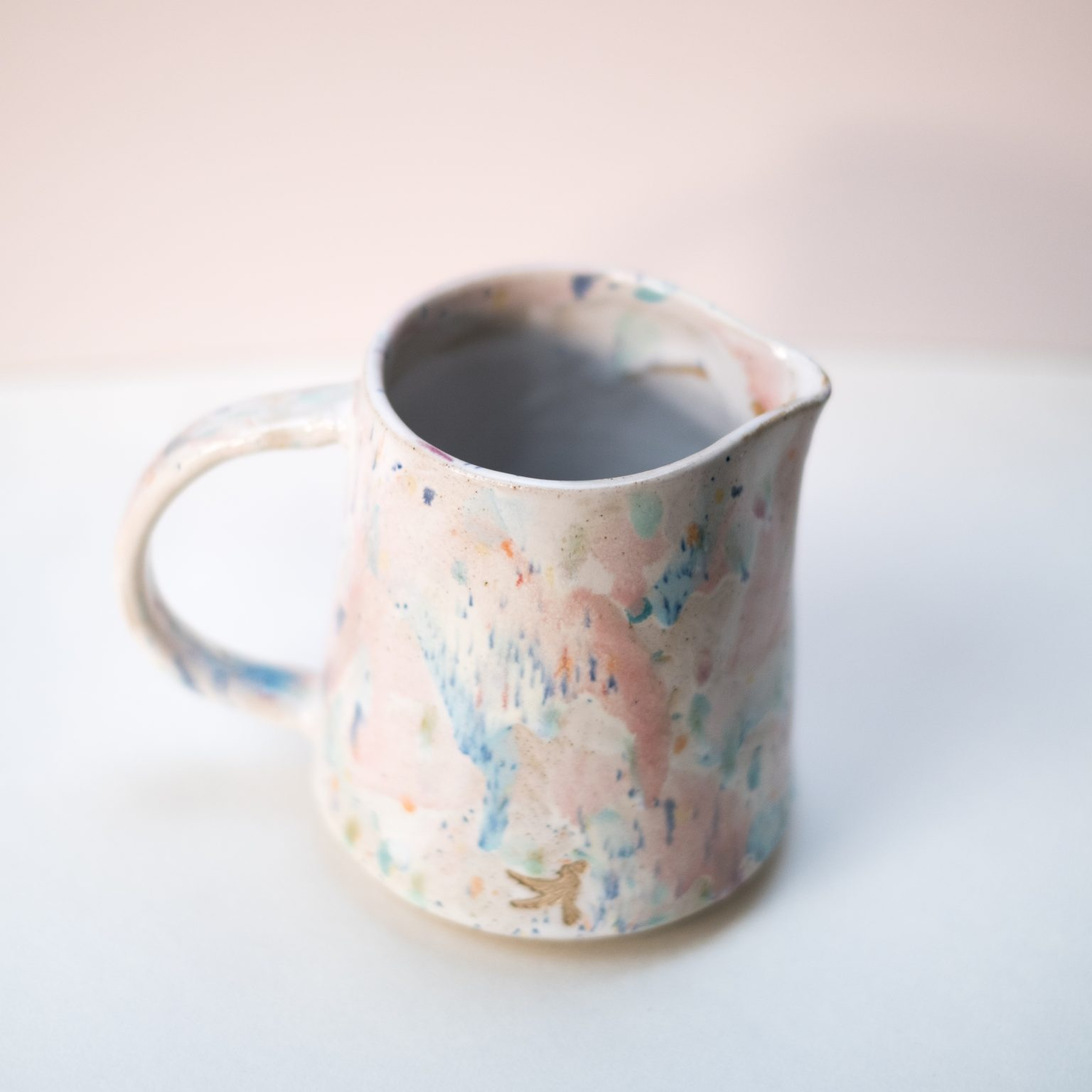 Still Small Pottery Jug